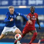 Everton - Liverpool 0-0 dans un match de Premier League 30