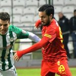 Guilherme n'a pas de ville Konyaspor en 4 semaines? - Interviste virtue incur News