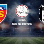 EN DIRECT | Match en direct de Kayserispor Besiktas
