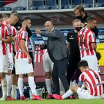 Cracovie - 0-1 à Varsovie Law PKO 10e tour d'Ekstraklasa. Couverture en direct du disque