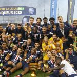 Coupe de la Ligue. Triple couronne du Paris Saint-Germain