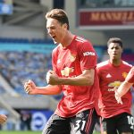 Brighton - Manchester United 2-3 lors de la 5e journée de Premier League