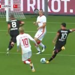 Bayer Leverkusen - Leipzig, RB 1-1 - abréviation (Sports Photos 11). je vois