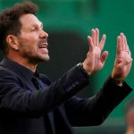Atletico Madrid Diego Simeone pris en partie, Covid 19 - Sports News