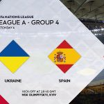 Ukraine - Espagne 1-0. Week-end de match.