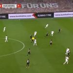 Bundesliga. Bayer Leverkusen - FC Augsburg 3-1 - abréviation (Sports Photos 11). je vois