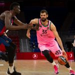 MVP de la semaine en Euroligue: Six Nicholas Grigonis et des boissons - World News
