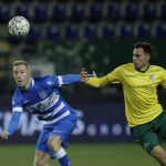 Eredivisie. But contre son camp de Jarosław Jach