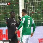 Werder Bremen - 1-2 VfB Stuttgart - abréviation (Sports Photos 11). je vois